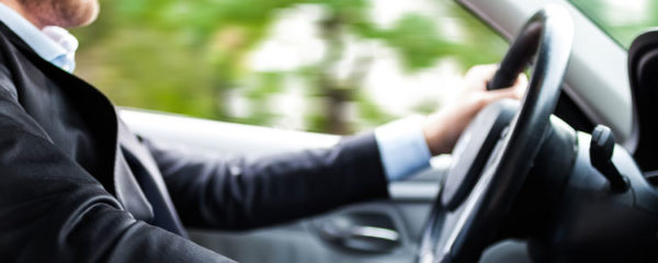 Métier de chauffeur VTC
